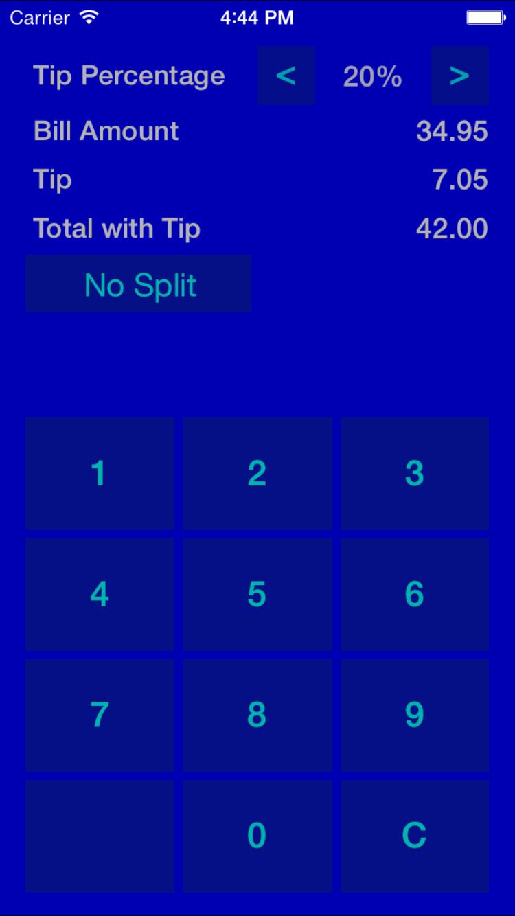 tipUp Split